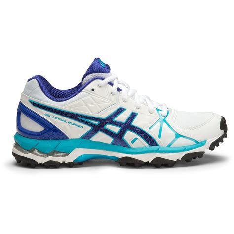turf shoes asics gel lethal burner womens cross and turf