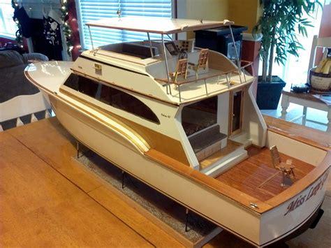 donzi rc boats dumas donzi z65 vintage custom built rc boat