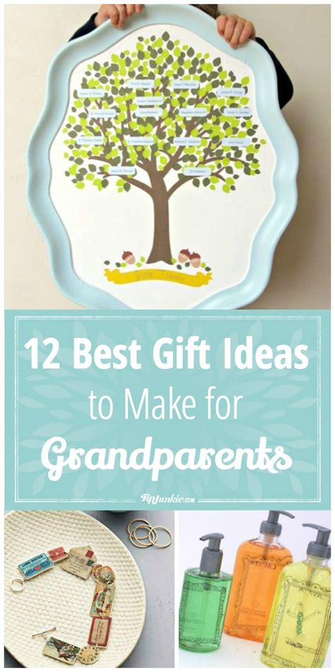 christmas gifts tomake forgrandparents 12 best gift ideas to make for grandparents tip junkie