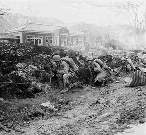 Korean War Records File U S Marines In The Korean War 001 Jpg Wikimedia Commons