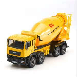 kdw 1 50 scale diecast cement mixer truck construction vehicle cars model toys ebay