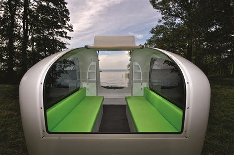 the floating caravan manspace magazine