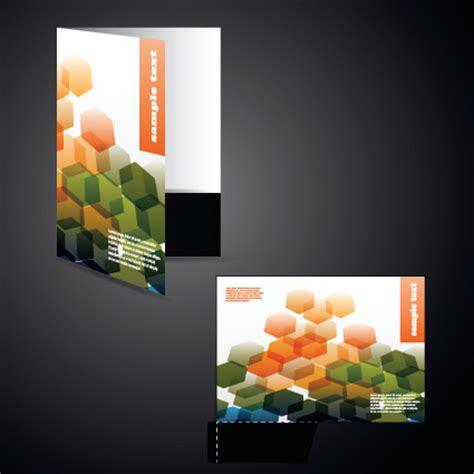folder cover design vector free download abstract folder cover design vector set free vector in