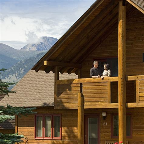 Cabins Estes Park Area by Our Luxury Cabins Reserve A Cabin In Estes Park Rams