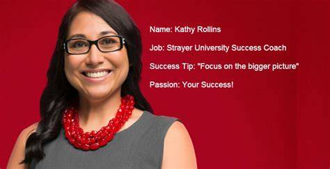 How Much Is The Strayer Mba by Meet The Success Coaches Kathy Rollins Strayer