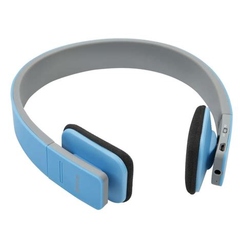 Headset Log On Powerful Voice Bass With Mic astrum ht240 bluetooth 4 0 headset with microphone