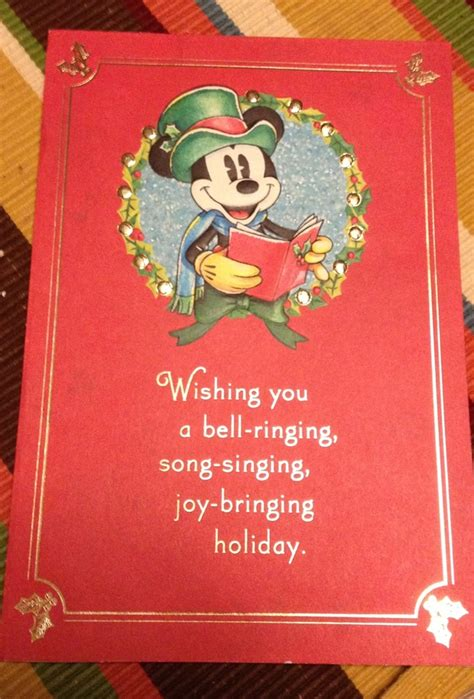 Disney Gift Cards In Canada - a merry disney christmas card exchange from canada holiday greeting card exchange