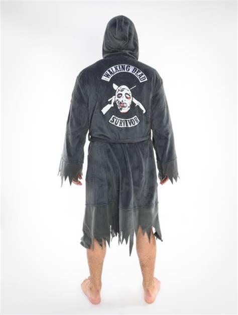 walking dead bathroom the walking dead hooded bath robe walkingdeadgifts com
