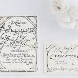 whimsical diy wedding invitations wedding invites stationery photos brides
