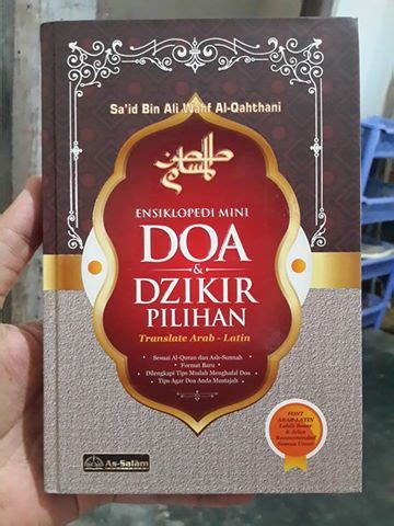 Tuntunan Doa Zikir Untuk Segala Situasi Kebutuhan buku doa dan dzikir pilihan translate arab toko