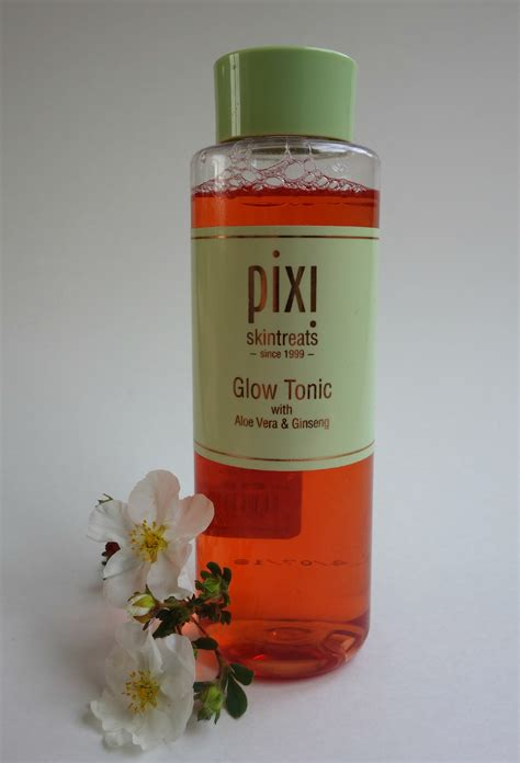 Toner Glow Glowing a bit of magic pixi glow tonic doves and roses