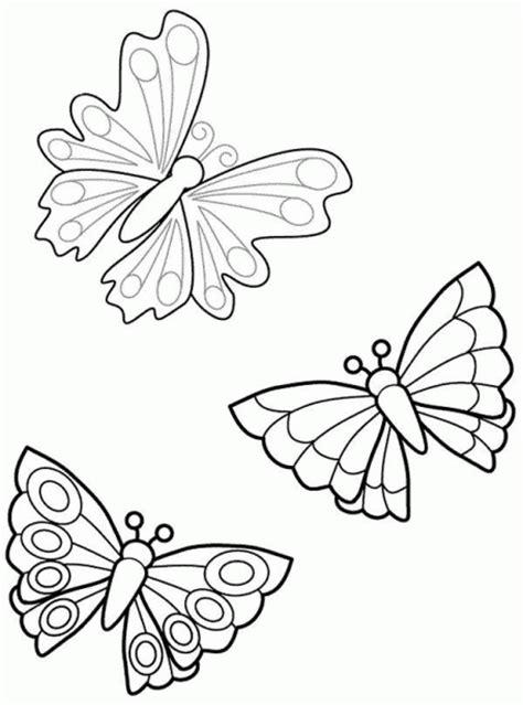 imagenes de mariposas para niños mi colecci 243 n de dibujos mariposas para colorear