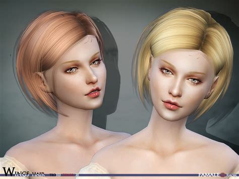 hairstyles games download wingssims wings hair sims4 teo103 f