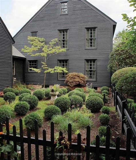 gardens exterior colors and early american on pinterest