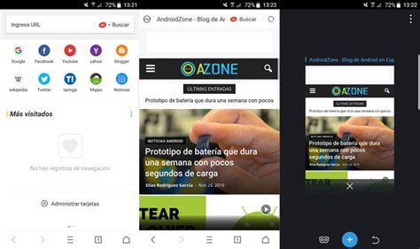 uc browser android mejores navegadores para android androidzone