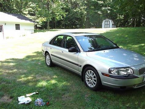 2001 volvo s80 2 9 find used 2001 volvo s80 2 9 sedan 4 door 2 9l in slate