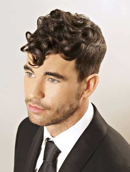 Hairstyles For Guys With Curly Hair by Cool Hairstyles For Guys With Curly Hair