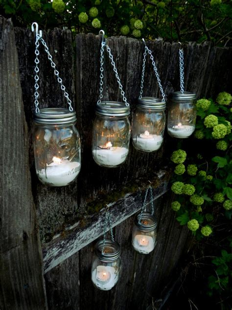 bulk discount mason jar decor hanging outdoor lantern