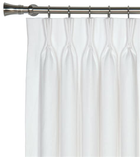 Luxury Bedding By Eastern Accents Breeze White Curtain Panel