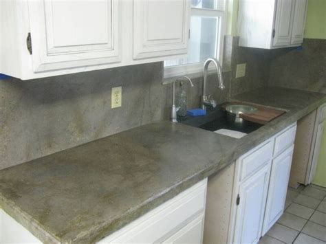 Concrete Overlay Countertops by 63 Best Concrete Countertops Images On