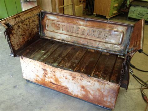 truck bed bench studs baker truck bed bench made by relics awry currently for sale 950 contact