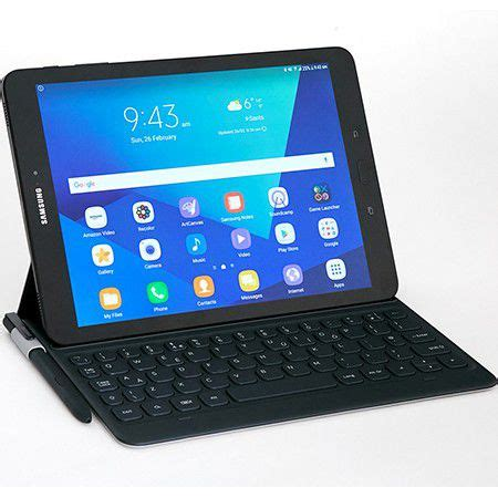 samsung galaxy tab s3 : test complet tablette tactile