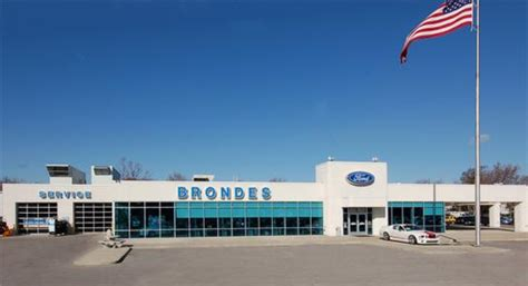 Brondes Ford Toledo by Brondes Ford Toledo Car Dealership In Toledo Oh 43623