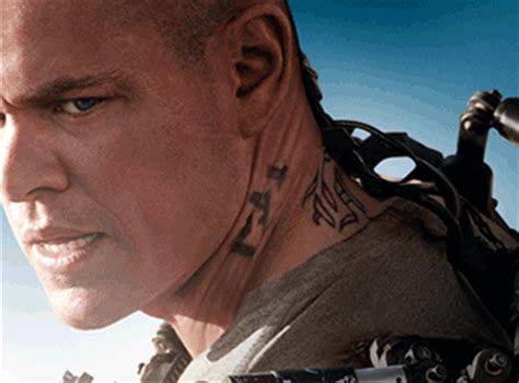 matt damon eurotrip elysium how possible is its technology