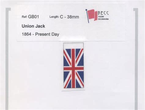 rc boat flags union jack scale model boat flag gb01 38mm ebay
