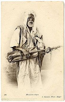 Sketches D Algerie by Gnaouas Wikip 233 Dia