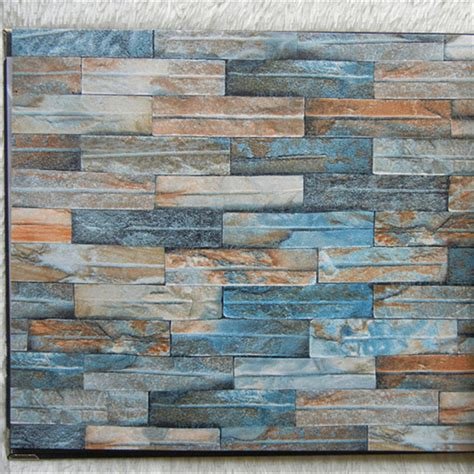 wallpaper blue brick 3d brick wallpaper colorful marble wall paper red blue