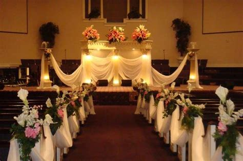 fashion on the couch wedding decorations church rustic church fall wedding decoration with