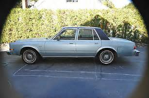 1987 Dodge Diplomat 1987 Dodge Diplomat Used Dodge Other For Sale In Reading