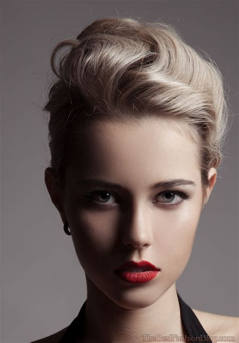 Frisuren 50er 60er by 1950 S 1960 S Hair Styles For 2019