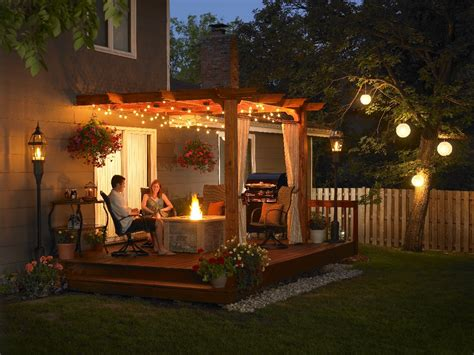 outdoor patio lanterns 28 gazebo lighting ideas and projects for your backyard