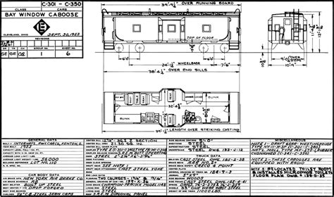 caboose floor plans erie caboose c330 tri state railway historical society