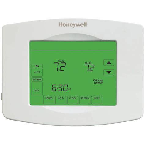 honeywell thermostat rth230b wiring diagram honeywell 8000