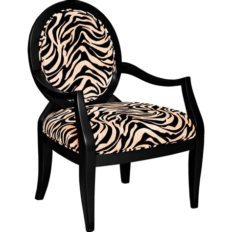 Zebra Accent Chair Zebra Accent Chair Decor Ideasdecor Ideas