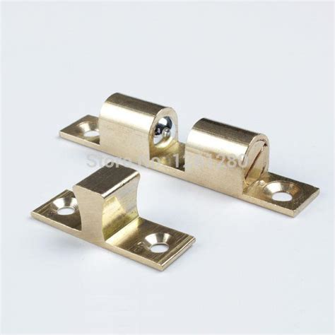 kitchen cabinet door closers 70mm brass cabinet catches metal furniture hardware part