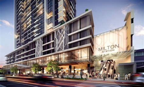 Efficient Apartment transit oriented development the milton residences