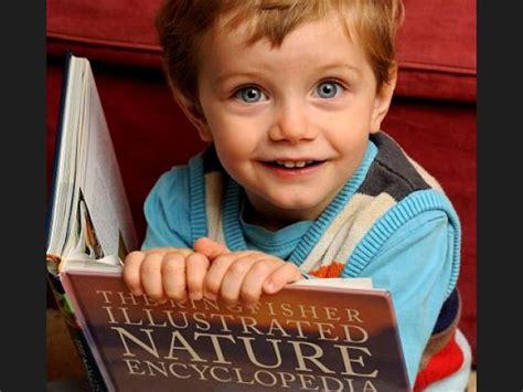 imagenes de bebes inteligentes lista los ni 209 os m 193 s inteligentes del mundo