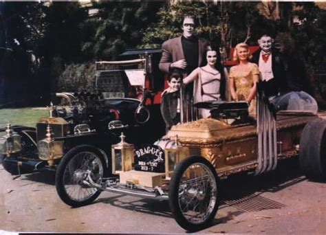 Munster Car The Mystery Box My Favorite Cars Of Television Forces Of Pop Culture News Reviews