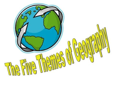 Geographic Themes Quizlet | 5 themes of geography flashcards quizlet