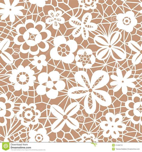 flower pattern lace flower lace pattern