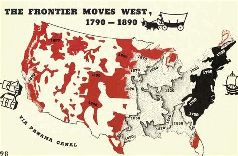 The American Frontier Hallock