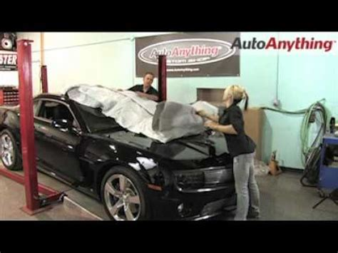 autoanything car covers install covercraft evolution 4 car cover autoanything