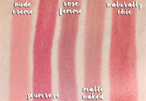 milani color statement lipstick swatches why i milani color statement lipsticks