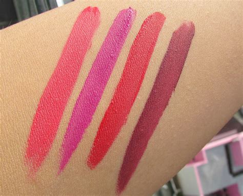 Australis Velourlips Doo Bai australis velourlips matte lip review ny cee bar