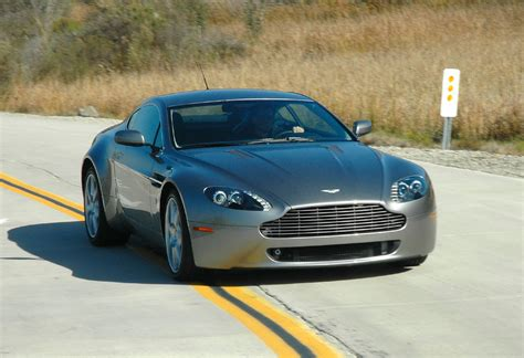 Vantage Pictures by 2006 Aston Martin V8 Vantage Pictures Cargurus