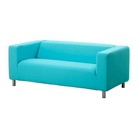 turquoise loveseat ikea klippan cover 2 seat sofa loveseat slipcover granan